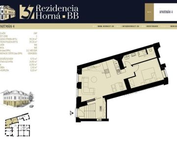 REZIDENCIA HORNÁ 37 - Apartmán_4