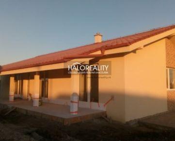 HALO REALITY - Predaj, rodinný dom Miloslavov, RD 1-skolaudovaný - NOVOSTAVBA