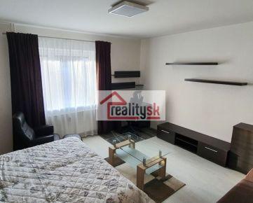 Prenájom 1-izbového bytu v širšom centre na Turčianskej ulici