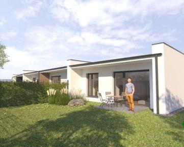**NOVINKA***: 3 izbový byt (od 63 m2) s vlastnou oplotenou záhradkou vrátane 3 parkovacích miest