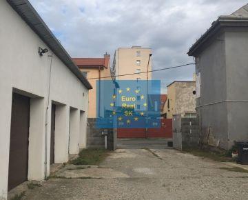 Prenájom skladu, prevádzkového priestoru v KE - Rosná ul., 65m2, prízemie, v uzavretom dvore.