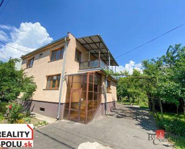 Na predaj rodinný dom v Limbachu