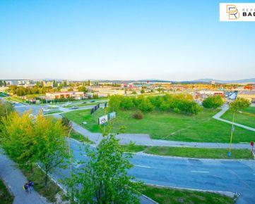 Pozemok 655 m2 vedľa Obchodného centra Kaufland Košice - Západ