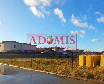 ADOMIS - predám stavebný pozemok, nová časť Záhumnie, 902m2,Košice - Krásna s budúcim stavebným povolením na 2podlažný RD v Košiciach.