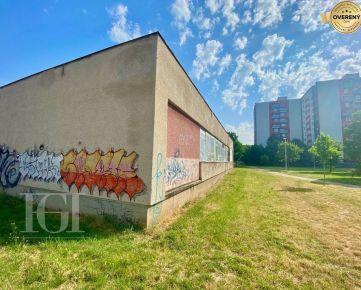Objekt na prenájom - Sklad. Chrenová - Nitra