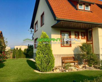 GARANT REAL - predaj rodinný dom s garážou, 320 m2, Prešov