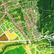 Pozemok pre rodinné domy 410m2