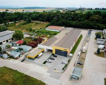 Na predaj výrobno-skladové priestory, Topoľčany, Tovarníky