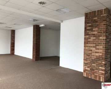 Kancelária v administratívnej budove