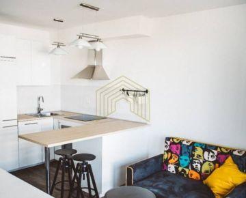 RK FOITT ponúka na prenájom krásny vkusne upravený 1, 5 izbový byt