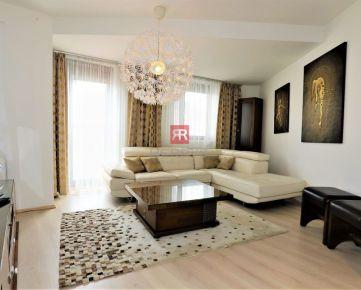 HERRYS - Na prenájom nadštandardný  3 izbový byt  v centre na ulici Suché Mýto, parking