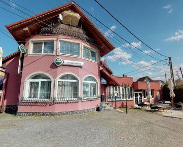 AGENT.SK | Penzión s reštauráciou a rodinným domom | 3D prehliadka