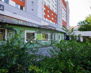 CENTRUM - 147m2 Nebytový priestor pre PODNIKANIE - S VLASTNÝM POZEMKOM