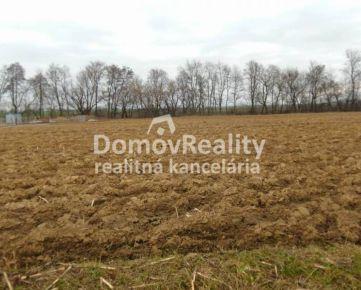 PREDAJ - Orná pôda - 4186 m2 - CHUDÁ LEHOTA, okres Bánovce nad Bebravou