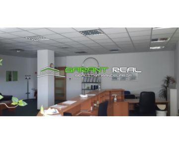 GARANT REAL - prenájom kancelársky priestor 300 m2, Prešov, Budovateľská ul.