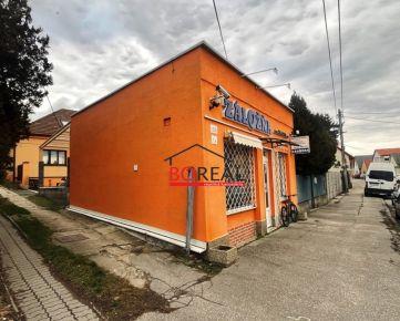 ** RK BOREAL ** Obchodný objekt, 40,6 m2, Pri vinohradoch, Bratislava - Rača na predaj