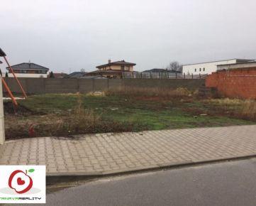 TRNAVA REALITY s.r.o. ponúka exkluzívne stavebný pozemok Pekné Pole Trnava