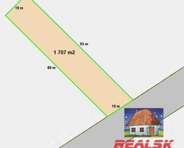 Pozemok pre komerčnú výstavbu v Nitre na Chrenovej na predaj