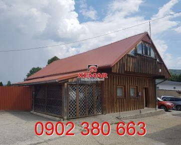 Na predaj objekt pre podnikateľské účely
