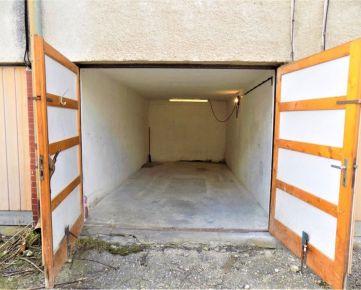 Na prenájom: radová murovaná garáž, Lomonosovova ulica, Košice - Juh