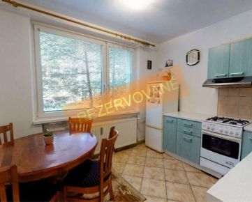 REZERVOVANÉ 1 izbový byt ul. Prostejovská - Prešov