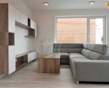 Moderný 2i byt s terasou v novostavbe na prenájom v Bratislave