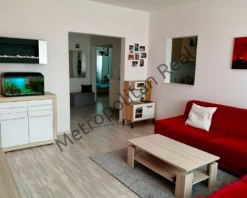 Pekný 3-izbový byt s loggiou na ulici Fullu