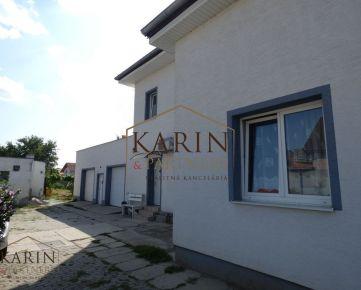 Rodinný dom s veľkým pozemkom Bratislava -Vrakuňa