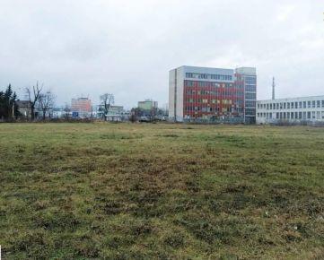 Lukratívny pozemok na komerčné využitie, 4536 m2, Solivarská,Prešov