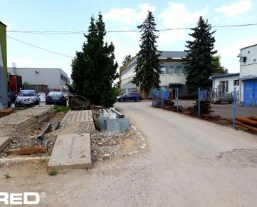 Priemysel Žilina - priemyselná zóna