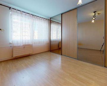 CASMAR RK – veľký 3 izb. byt 78m2 s loggiou, Na hlinách