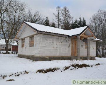 Rozostavaný dom v Cernine pri Svidníku