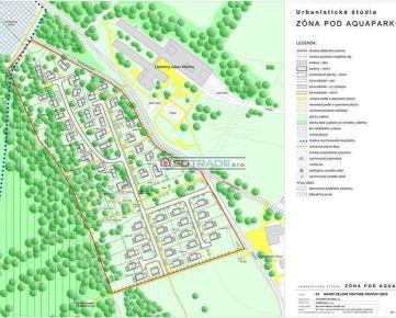 Najlepšie stavebné pozemky pre RD v obci  Kováčová pri Zvolene