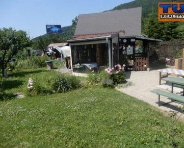 Záhradná chatka o celkovej výmere 272m2 v chatovej oblasti Horevážie. CENA: 30 000,00 EUR