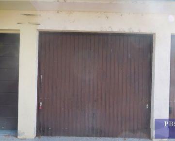 PBS - NA PREDAJ tehlová garáž o výmere 20 m2 neďaleko centra mesta, Trnava - KOPÁNKA