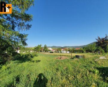 Pozemok pre bývanie na predaj Konská rovinatý 755m2 -