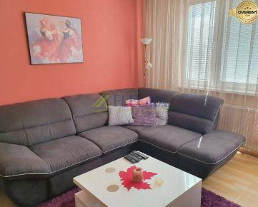 Na predaj : 3 izbový byt  KVP  Cottbuská  Košice