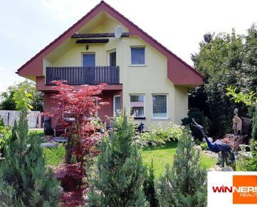 Na predaj rodinný dom, kľudná lokalita, Bratislava - Rača