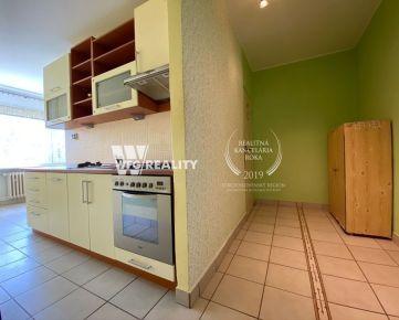 2 izbový priestranný byt s balkónom Hliny VII/Žilina/65m2