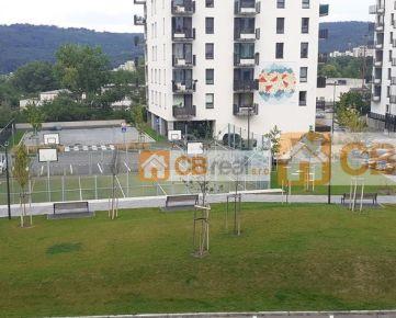 Predaj nového 1. izbového bytu s balkónom, Agátova ul.