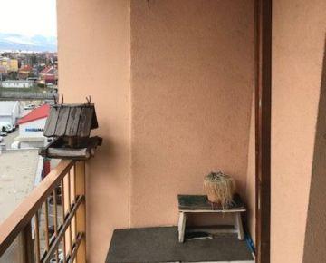Predaj 4 izbový byt na sídlisku Západ v Poprade s krásnym výhľadom na Vysoké Tatry