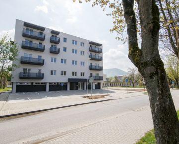 Rezidencia Komenského! Predaj priestranného 4i bytu 97,56m2, Komenského ul., Kysucké Nové Mesto