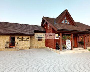 AGENT.SK   Štýlová reštaurácia v Starej Bystrici   Video + 3D prehliadka