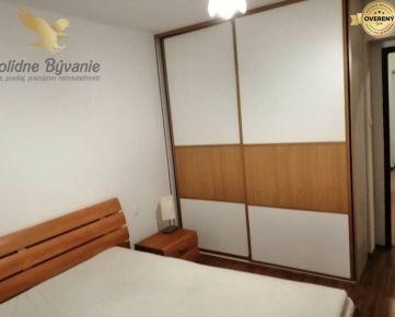 Priestranný 2 izbový byt s rozsiahlou rekreačnou zelenou plochou