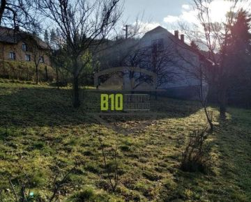 INVESTIČNÁ PONUKA Čierne - rodinný dom s veľkou záhradou EXKLUZÍVNE