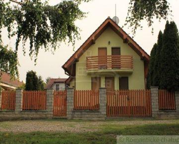 Nadštandartná celoročne obyvateľná chata kúsok od Suchovskej priehrady