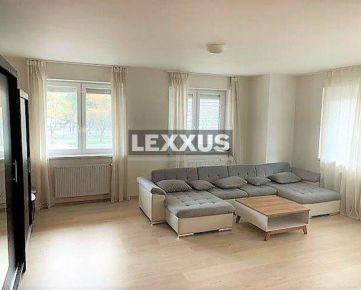 LEXXUS-PRENÁJOM, zariadený 3i apartmán, Bosákova ulica, Petržalka