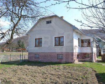 Rodinný dom v Chmeľovej pri Bardejove