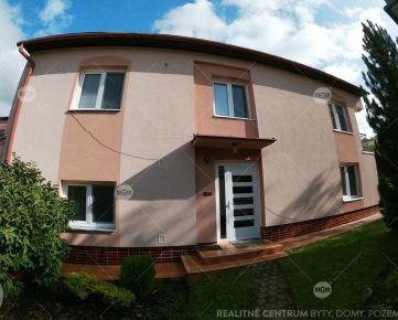 Rodinný dom so záhradou, Žilina - Zádubnie, cena: 1250 €/mes.