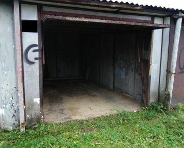 Predaj garáž - Zvolen,Kuzmányho nábrežie